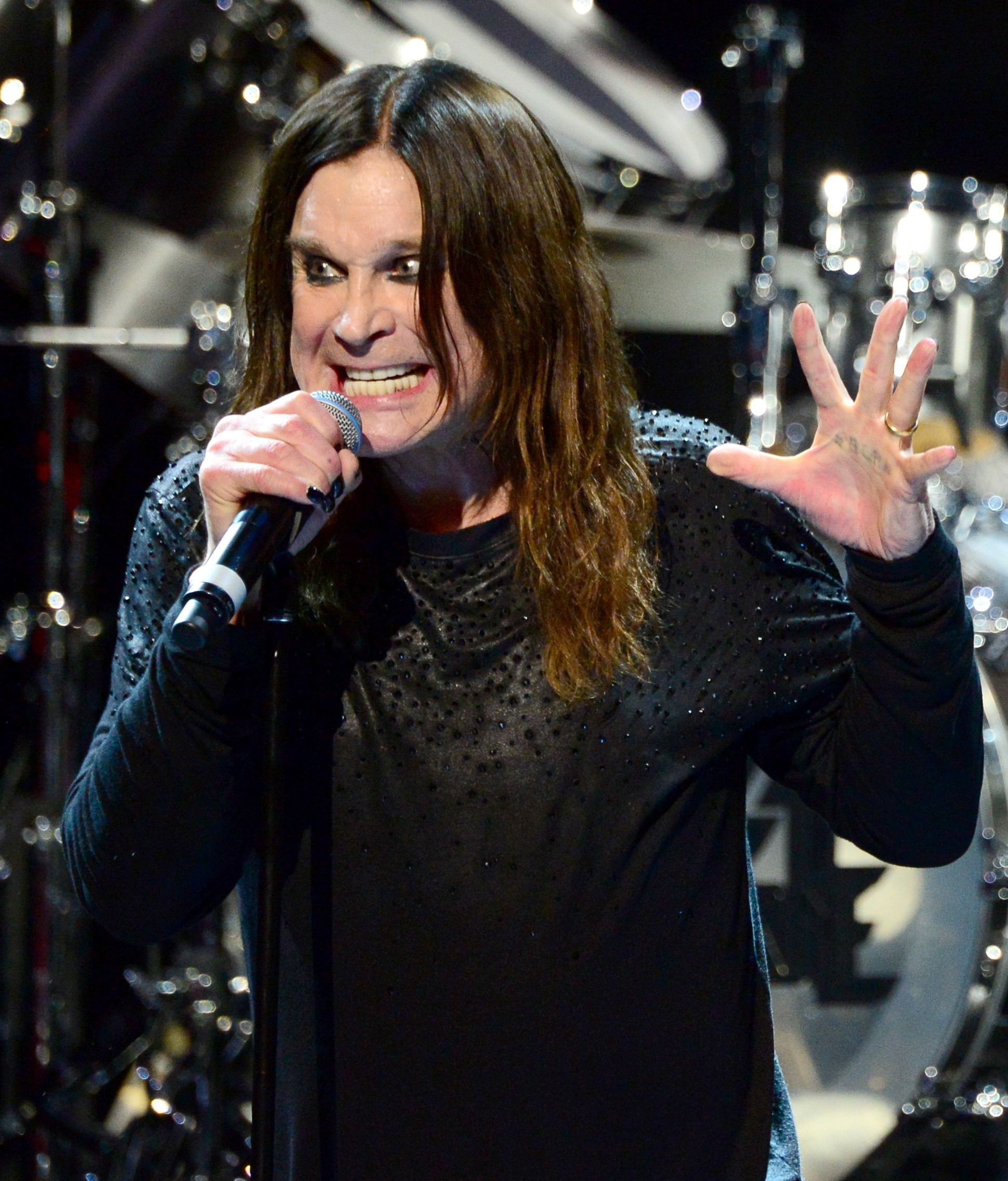 O músico Ozzy Osbourne (Foto: Getty Images)