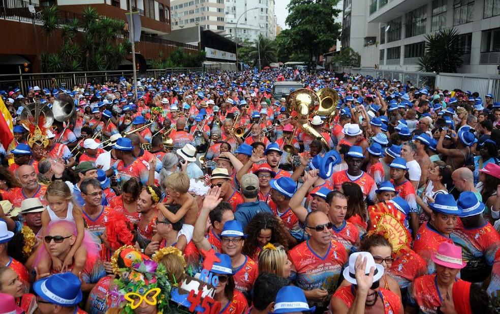 Carnaval de Fortaleza terá opções em nove polos espalhados pela cidade — Foto: Alexandre Durão/G1
