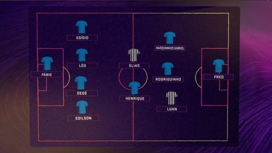 Quem é quem? Analistas comparam jogadores de Atlético-MG e Cruzeiro