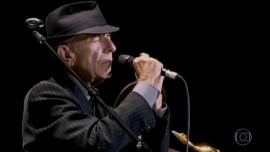 Leonard Cohen, cantor e poeta, morre aos 82 anos