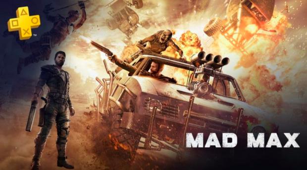 PlayStation Plus disponibiliza o jogo Mad Max para assinantes no mês de abril (Foto: Divulgação)