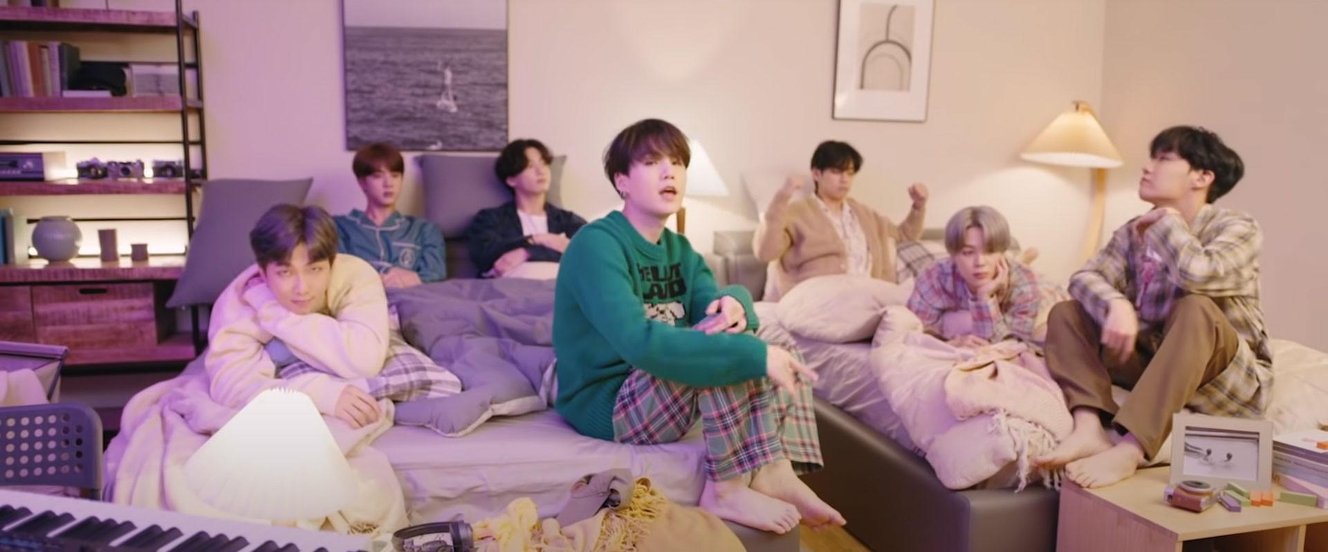 BTS lidera parada de músicas da 'Billboard' pela 1ª vez com canção em coreano, 'Life goes on'