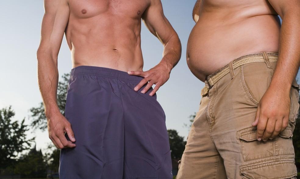 Acúmulo de gordura abdominal é altamente prejudicial à saúde (Foto: Getty Images)