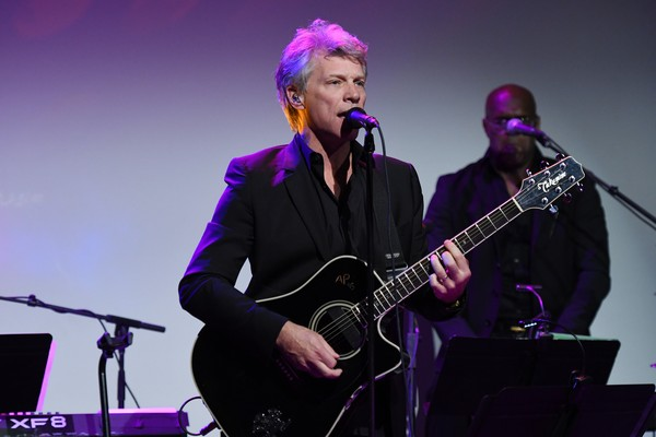 O músico Jon Bon Jovi (Foto: Getty Images)