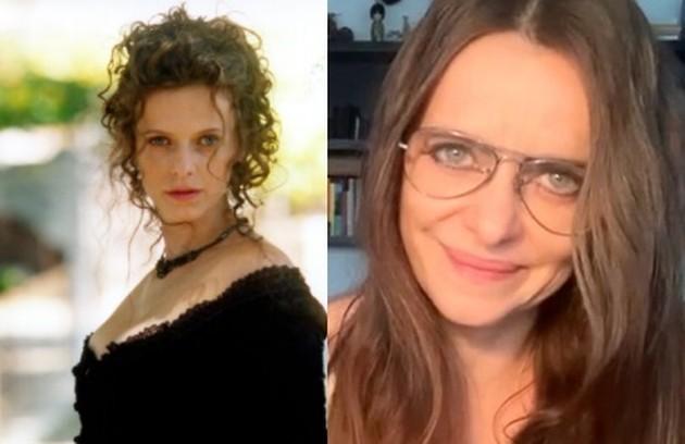 Maria Luisa Mendonça interpretou Raquel, a grande paixão de João da Ega. Ela está longe da TV desde a novela 'Segundo Sol', de 2018 (Foto: Reprodução)