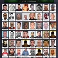Polícia europeia lança jogo inspirado na copa para capturar fugitivos (Foto: (Europol/Direitos Reservados))