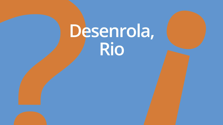 Desenrola, Rio #20: O monitoramento de crises no Rio