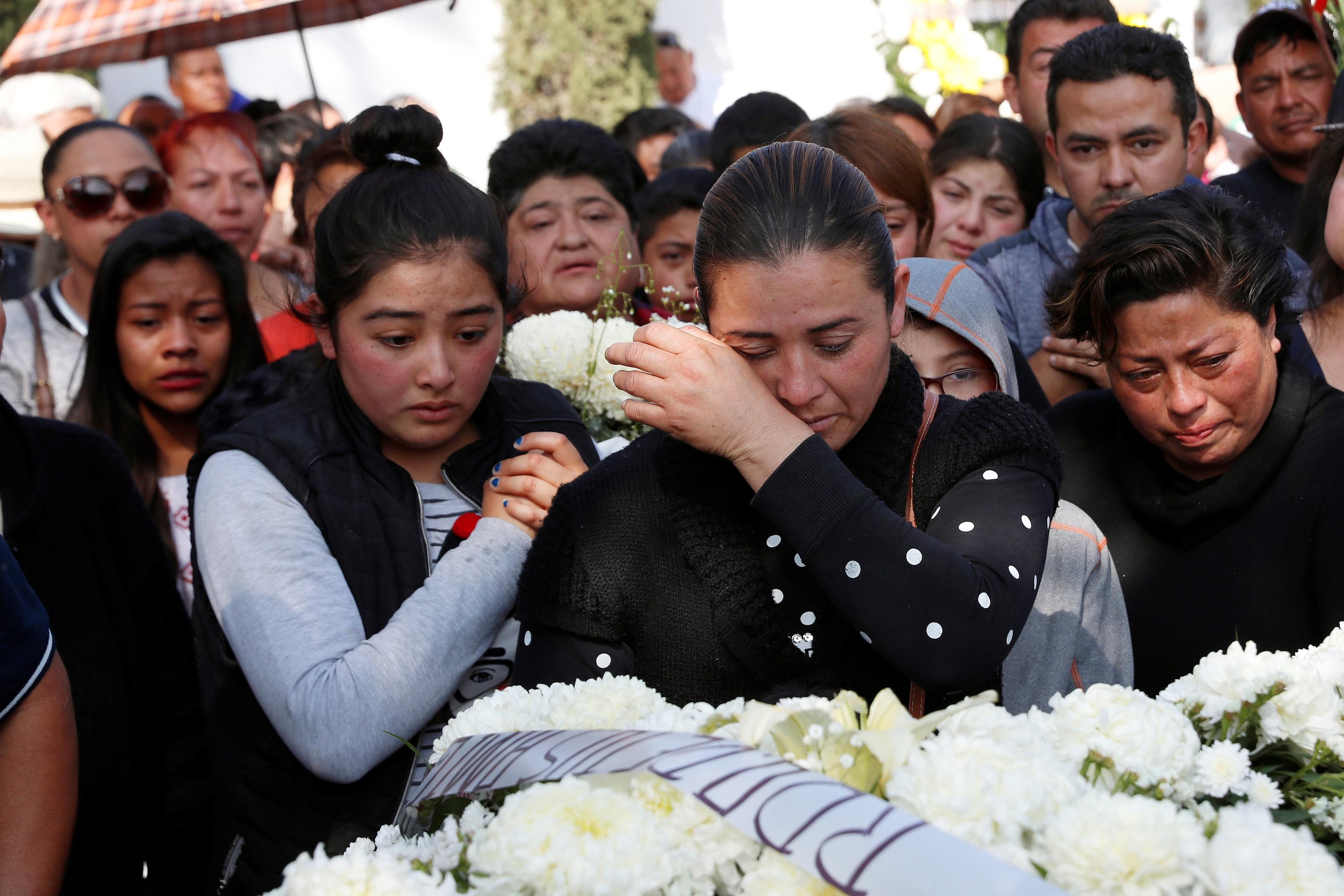 Nº de mortos em explosão de oleoduto no México chega a 85