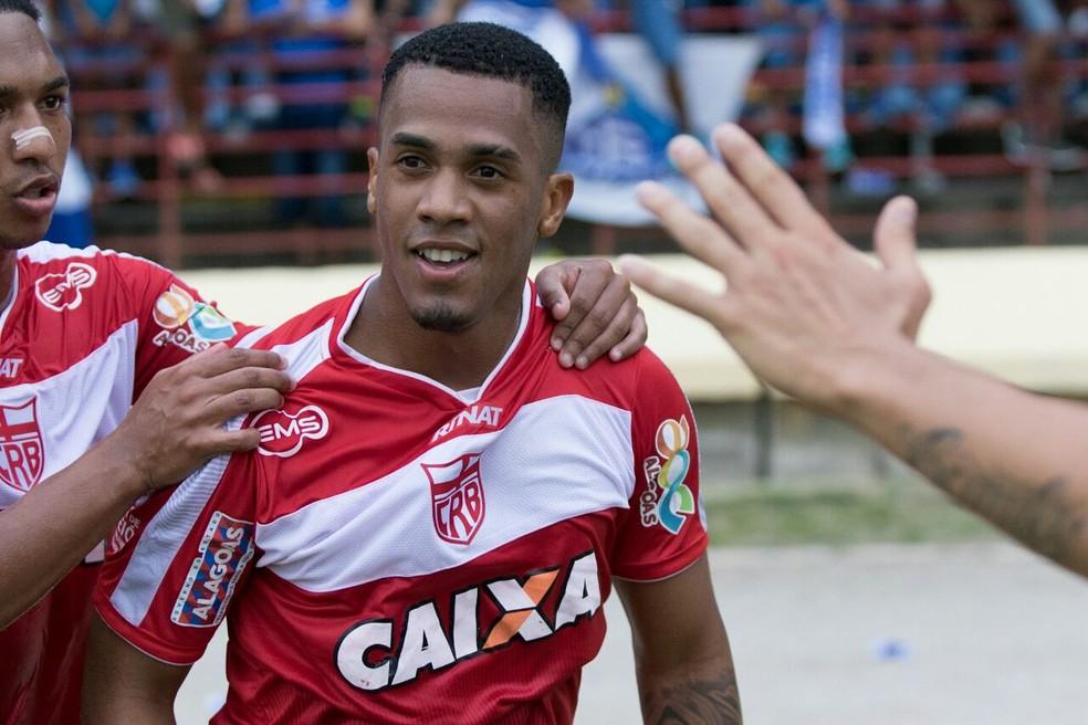 Mailson vai atuar pelo Criciúma no Catarinense (Foto: Jonathan Lins/G1)