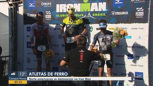 Americanos dominam, Pamela Oliveira é prata no Ironman de Florianópolis