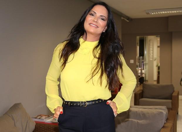 Luiza Brunet (Foto: Deividi Correa / AgNews)