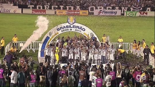 Operário-PR faz 7 a 0 no Cascavel CR e confirma título da Segundona do Paranaense