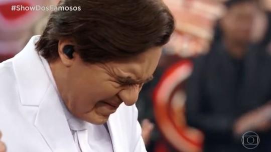 Ceará chora ao revelar problema de saúde: 'Perdi a voz, sofri muito'