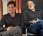 Bruno Luperi e Rogério Gomes | Divulgação