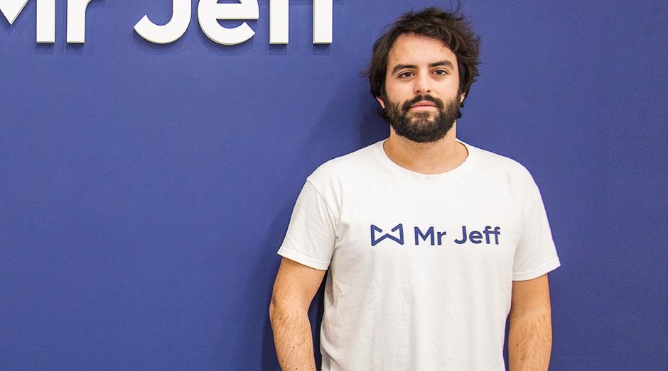 Eloi Gómez, cofundador e CEO da Mr. Jeff – e agora dono da Lava & Leva (Foto: Divulgação)
