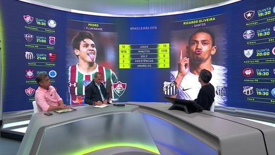 Espião Estatístico mostra os jogadores com mais participações em gols no Brasileirão
