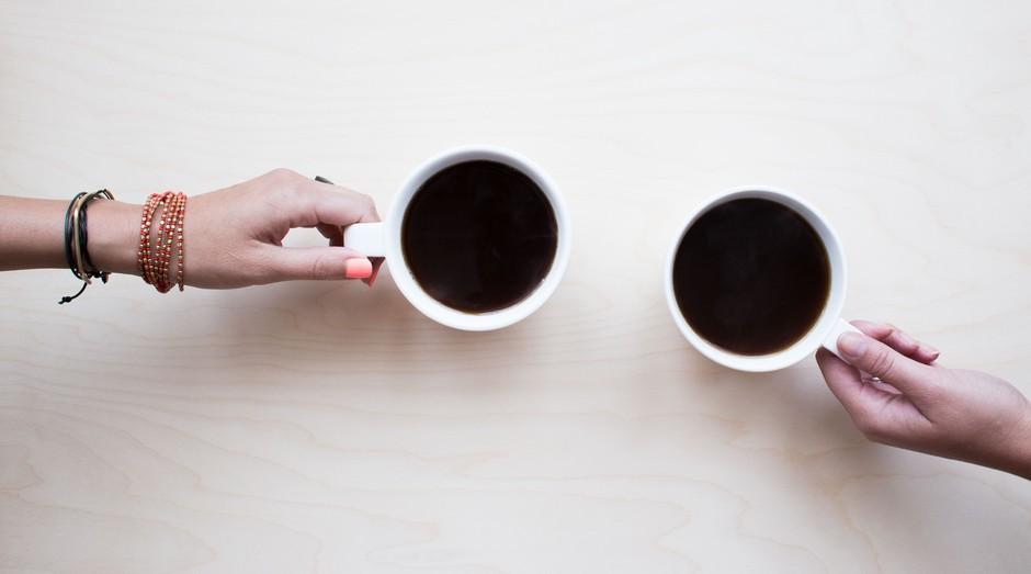 café, xícaras (Foto: Reprodução/Pexels)