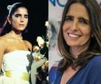 A minissérie 'Anos dourados', de 1986, está de volta ao ar no Viva. Malu Mader, aos 20 anos, viveu a protagonista da história, Lurdinha. Esse mês, ela voltará ao ar na Globo na reprise de 'Haja coração' | TV Globo