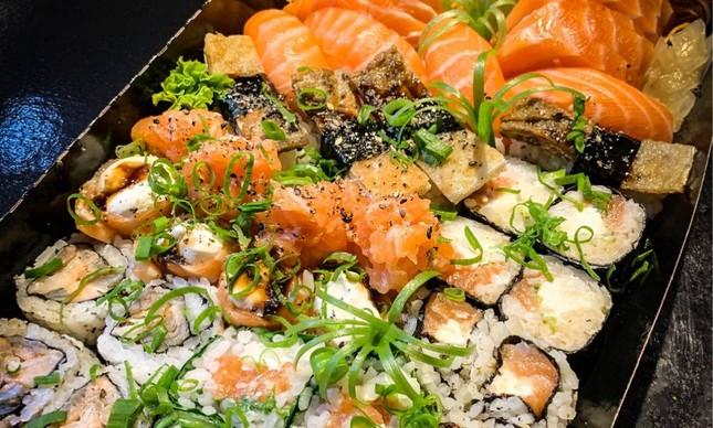 Combinado do Shori Sushi