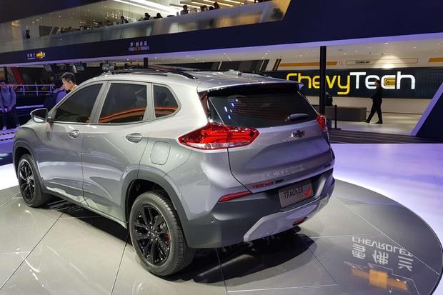 Chevrolet Tracker (Foto:   Julio Cabral/Autoesporte)