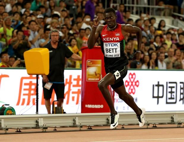 Nicholas Bett (Foto: Getty Images)