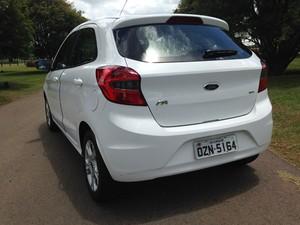 Ford Ka 1.5 (Foto: André Paixão/G1)