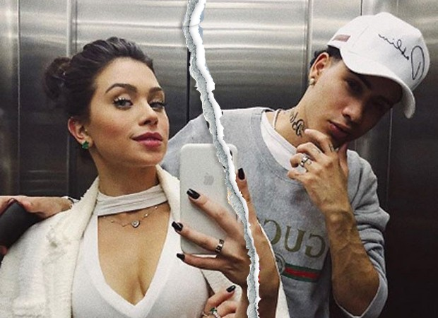 Flávia Pavanelli e Kevinho terminam namoro (Foto: Reprodução Instagram)