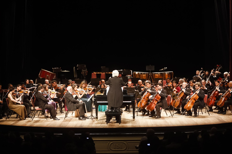 Orquestra Sinfônica do Recife celebra 88 anos de fundação com apresentação gratuita