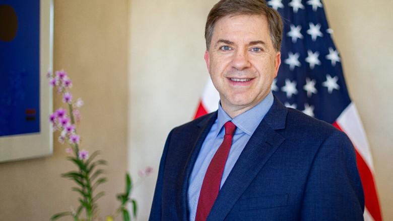 embaixador-eua-brasil (Foto: Divulgação/Embaixada dos EUA)