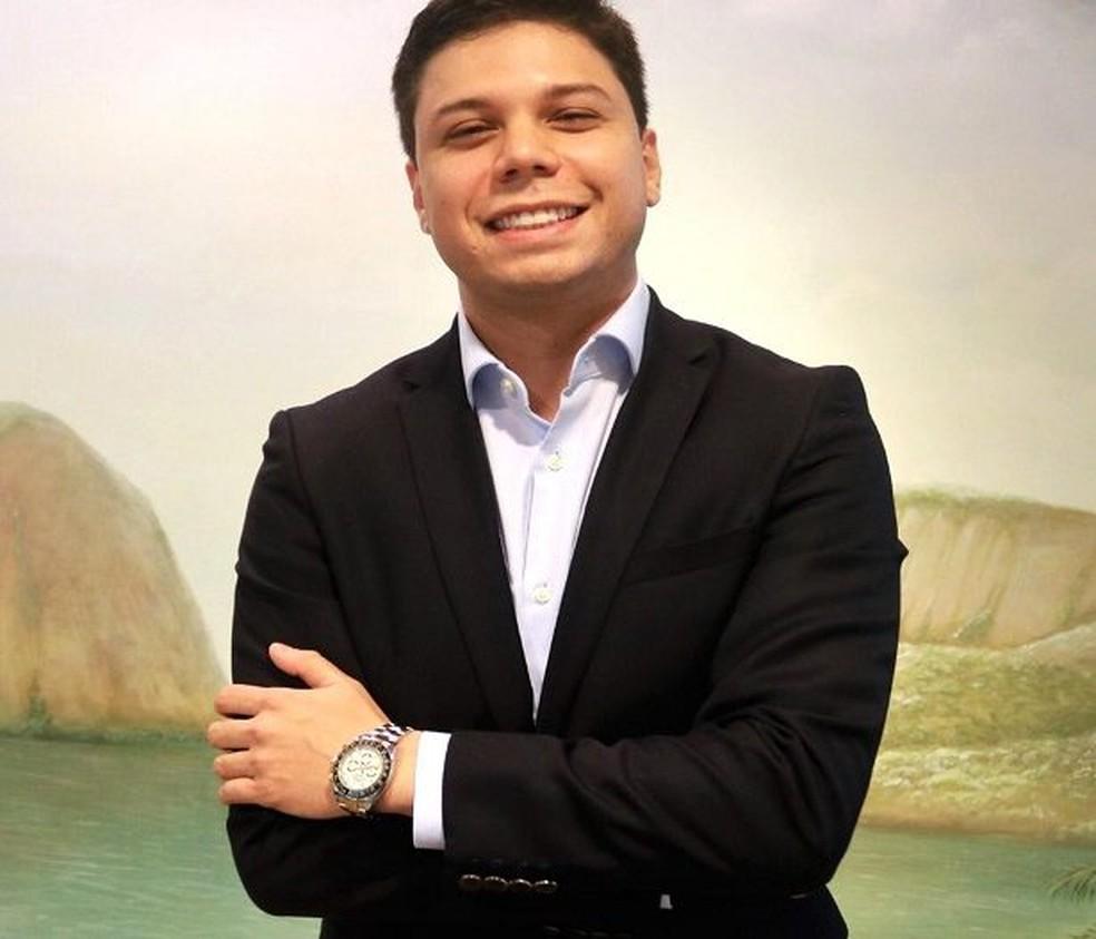 Secretário das Cidades, Juarez Fialho — Foto: Divulgação