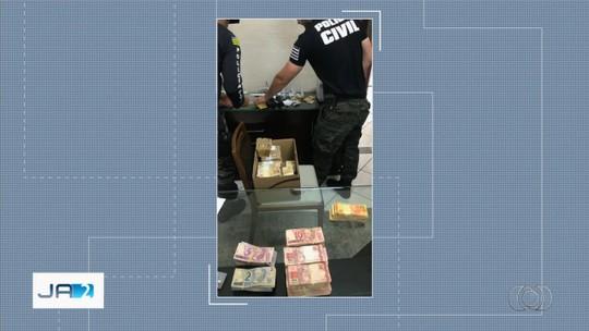Operação apreende em Goiás mais de R$ 500 mil de produtores rurais suspeitos de sonegar impostos