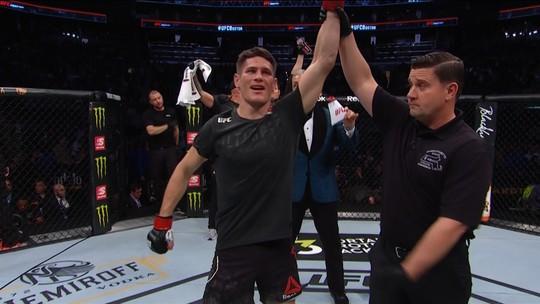 Melhores momentos da luta entre Charles Rosa x Manny Bermudez - UFC Boston