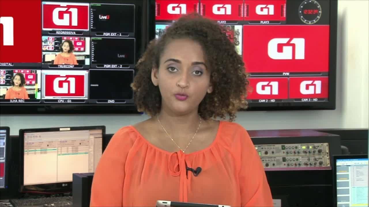 G1 em 1 Minuto RO:Leitos de UTI alcançam 100% de ocupação na rede pública em Porto Velho