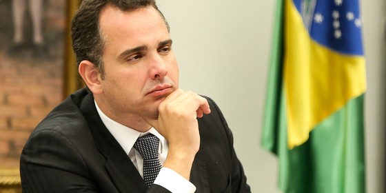 O deputado Rodrigo Pacheco (PMDB-MG), presidente da Comissão de Constituição e Justiça (CCJ) da Câmara dos Deputados (Foto: Marcelo Camargo/Agência Brasil)