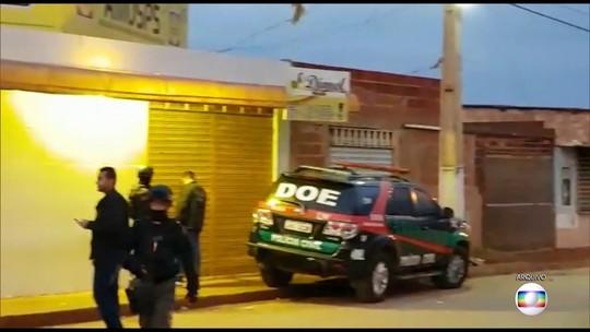 Filho de líder comunitário e mais duas pessoas são presas por grilagem no DF