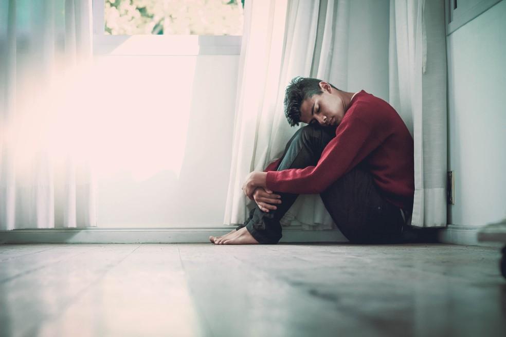 O choro é algo muito particular e se manifesta de diversas formas conforme o indivíduo — Foto: Reprodução/Unsplash