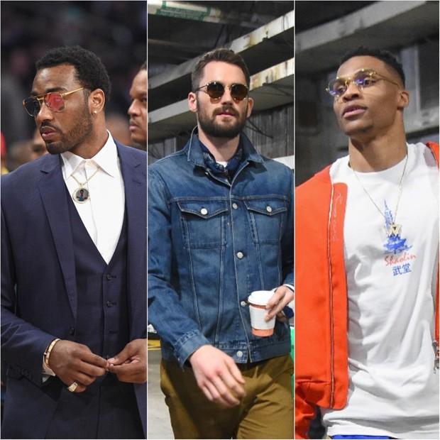 Guia NBA de estilo - acessórios (Foto: Getty Images)