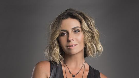 370882dda Giovanna Antonelli interpreta Luzia em Segundo Sol