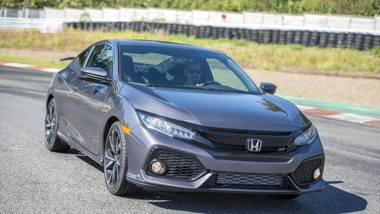 Honda Civic Si chega ao Brasil em nova geração por R$ 159.900