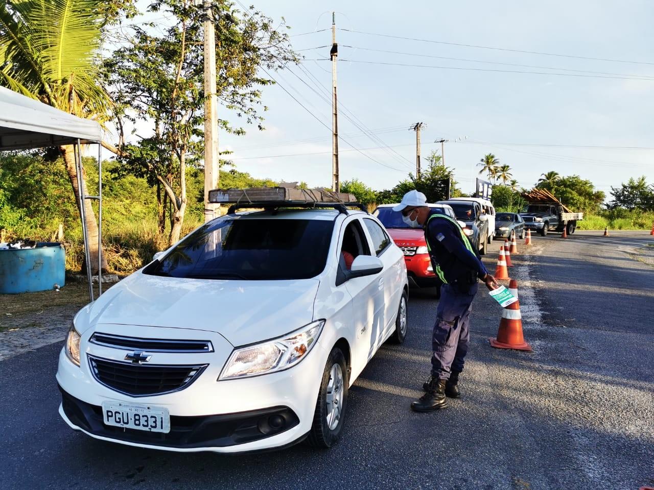 Ilha de Itamaracá renova restrição de entrada de pessoas para tentar conter avanço do novo coronavírus