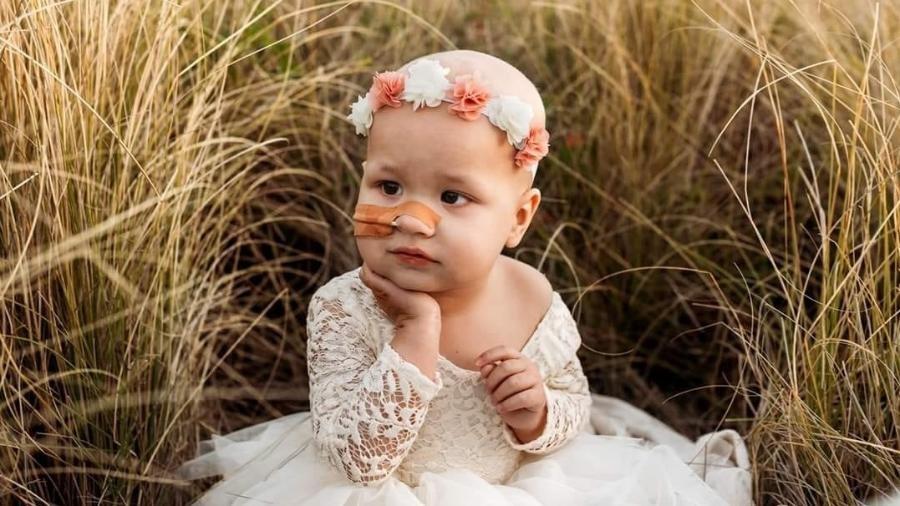 """Pais fazem de """"lista de desejo"""" para filha com câncer terminal (Foto: reprodução/ Facebook)"""