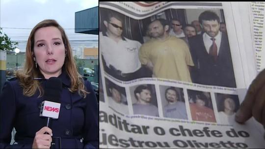 Família de sequestrador de Olivetto diz que transferência à PF de SP para extradição ao Chile é 'ilegal e arbitrária'