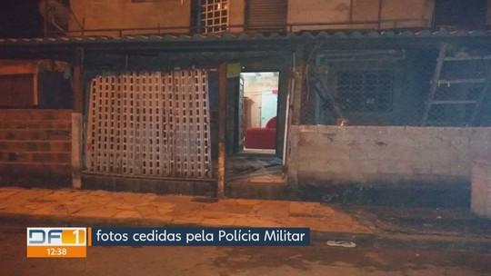 Polícia investiga morte de jovem no Recanto das Emas