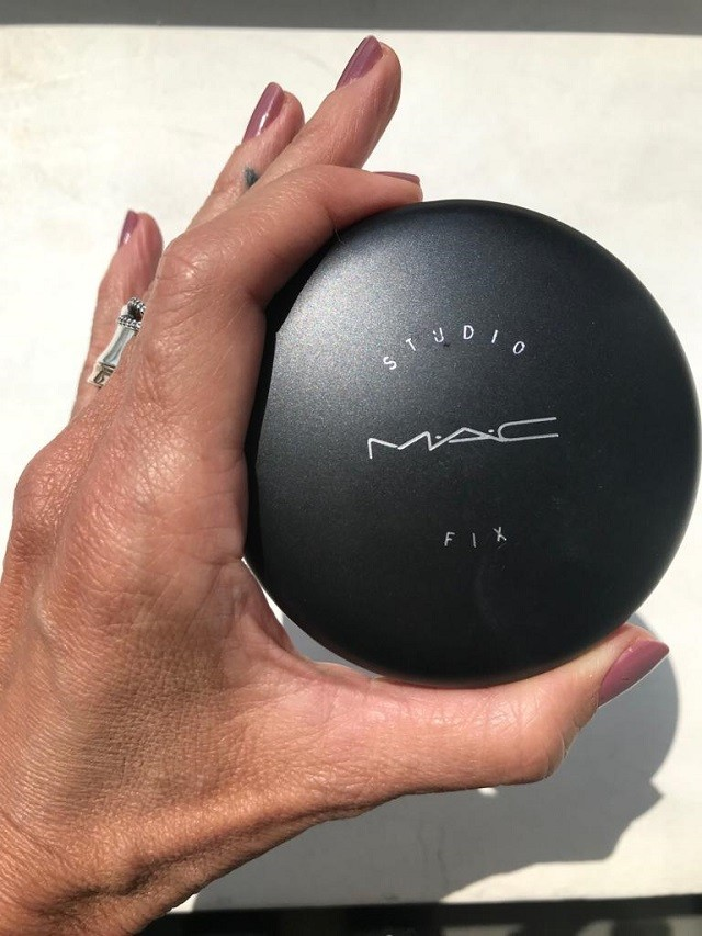 Studio Fix Powder Plus Foundation, M.A.C (Foto: Acervo Pessoal)