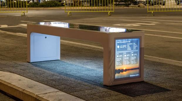 Banco Steora, da startup Include  (Foto: Reprodução)