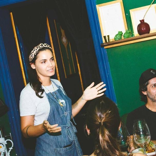 Restaurante de jovem chef brasileira entra em lista dos melhores do mundo