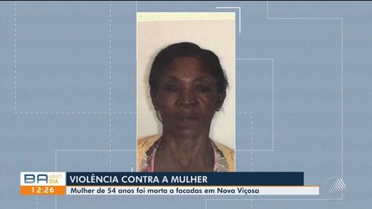 Mulher de 54 anos é encontrada morta a facadas em Nova Viçosa
