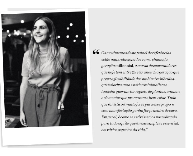 Luiza Loyola, especialista em tendências do WGSN (Foto: Divulgação)