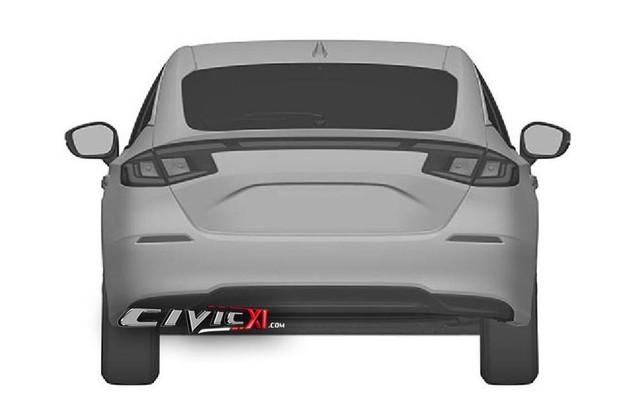Honda Civic patente (Foto: Reprodução/Internet)
