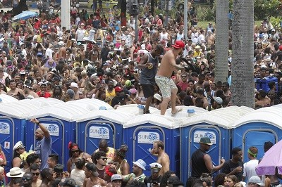 Bloco carnavalesco
